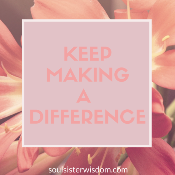 Keep informedkeep making a difference