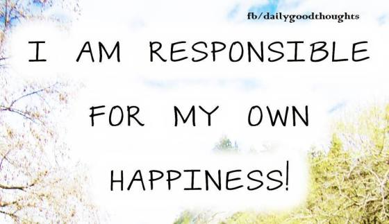Responsible for Happiness